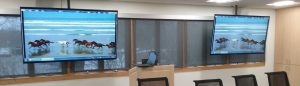 Innovative Communications Inc. -audio visual systems in Michigan - Large format monitors